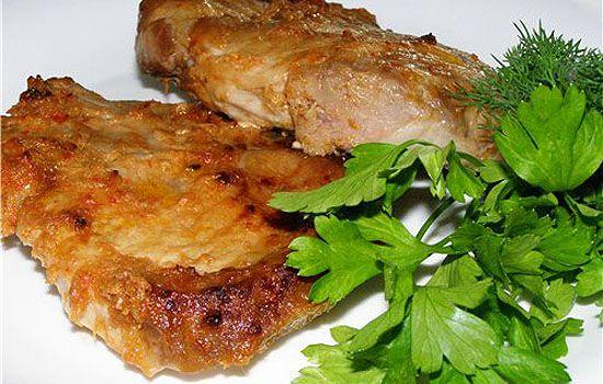 Что приготовить из свинины в аэрогриле