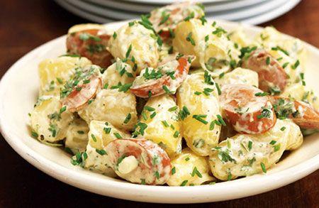 Салат без картошки рецепт с фото
