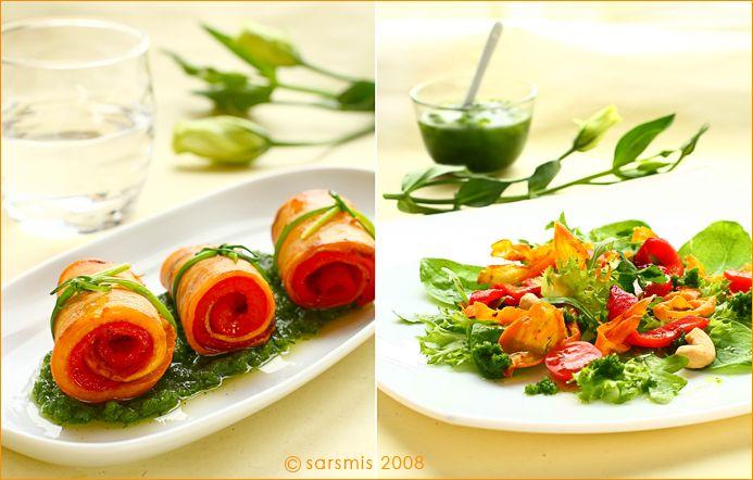 Современные рецепты салатов