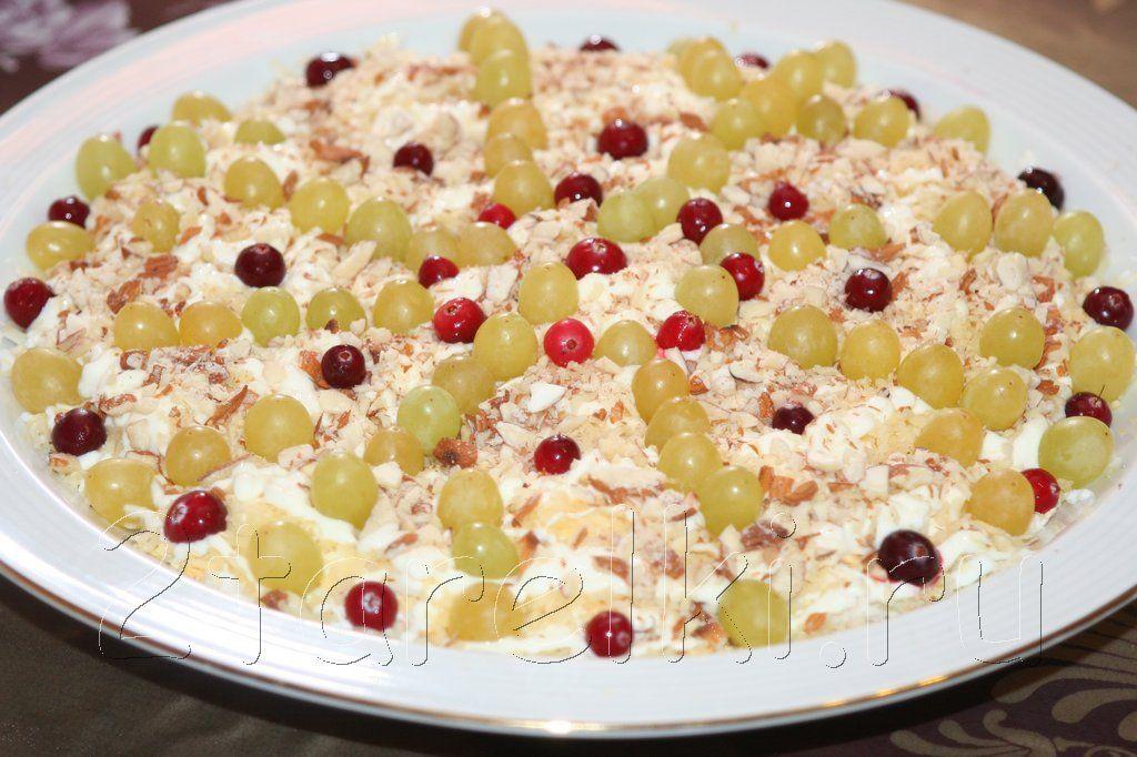 Рецепты зимних салатов рецепты