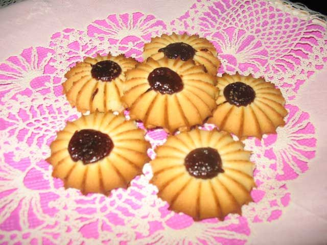 Печенье ромашка рецепт с фото