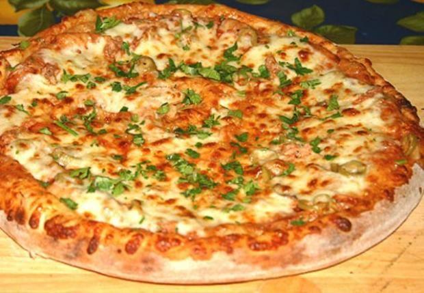 Рецепт пиццы с курицей в домашних условиях
