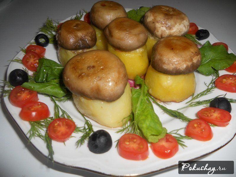 Новое летом 2012 закуски и украшения блюд с фото
