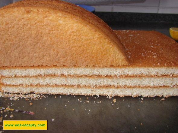 Как сделать торт тесто