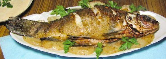 Рыба линь как готовить