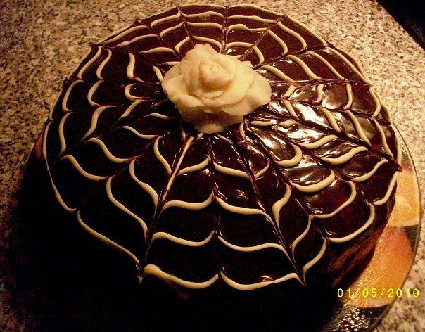 Как сделать красивую глазурь на торт 174
