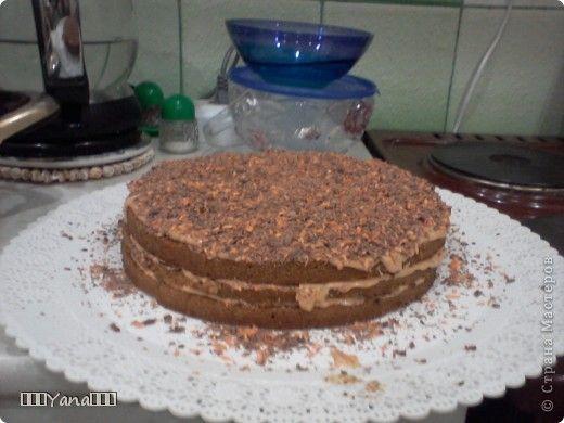 Приготовить торт в домашних условиях в духовке