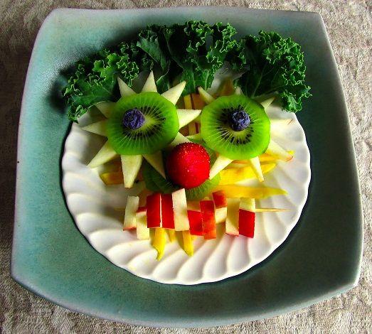 Фруктовые салаты на день рождения с и рецептами