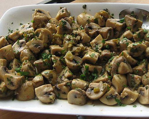 Рецепты вареных грибов фото