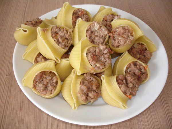Рецепты макароны с фаршем в духовке