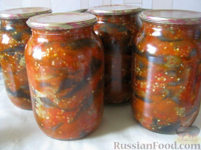 Рецепты салатов на зиму с фото пошаговый