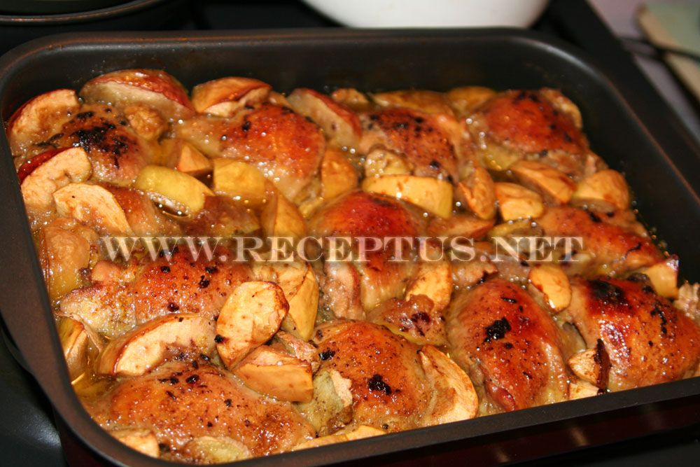 приготовление птицы в духовке рецепты с фото