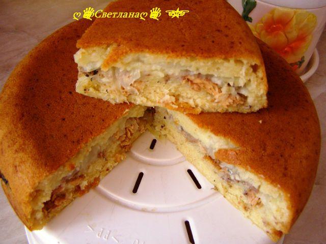 Слоеное тесто с фото в мультиварке